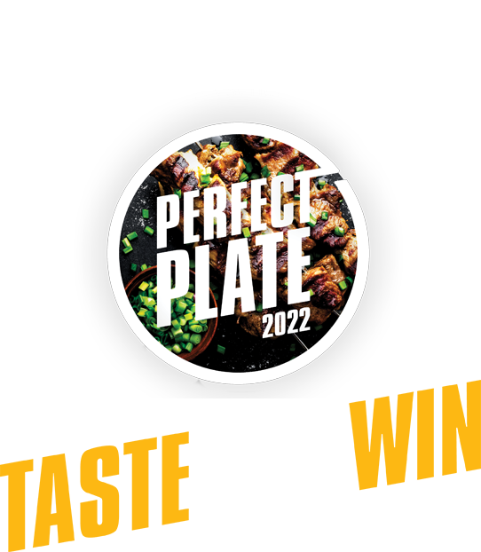 Perfect Plate Taste Vote Win